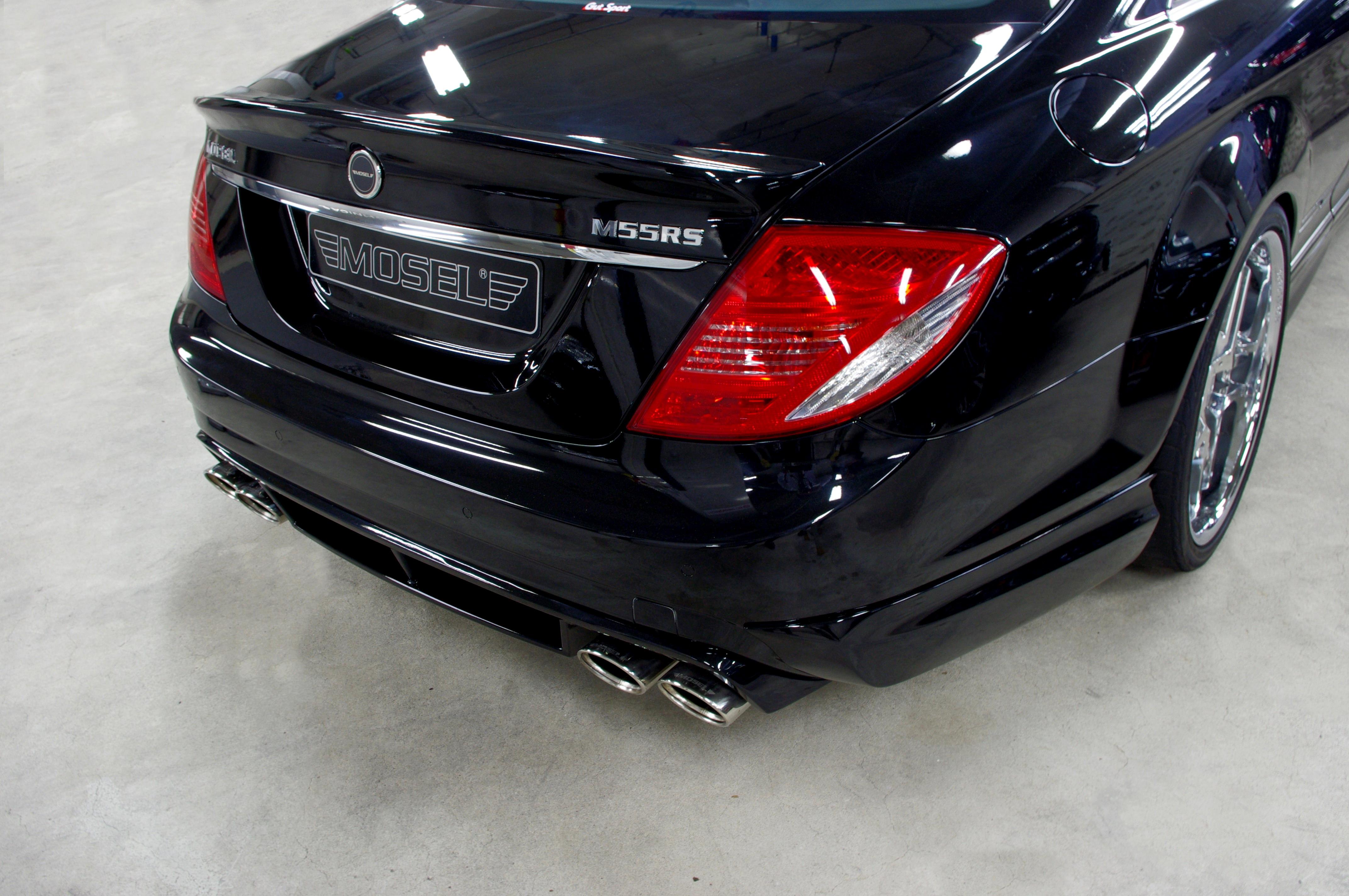 W216 Mosel Rear Trunk Spoiler Usd 1 200 Welcome Mosel Jp